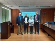 Tesis Doctoral realizada en el IRIAF-CERSYRA por Dª Lorena Jiménez Sobrino